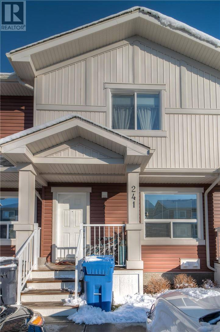 Townhouse for sale at 241 Silkstone Rd W Unit 7 Lethbridge Alberta - MLS: ld0183975