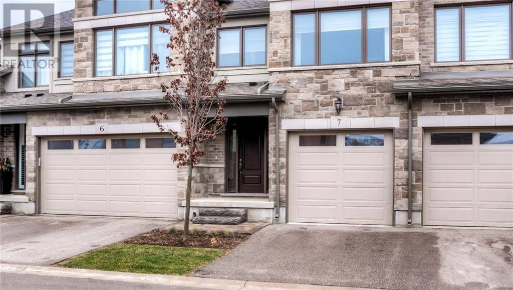 Townhouse for sale at 243 Grey Silo Rd Unit 7 Waterloo Ontario - MLS: 30779657
