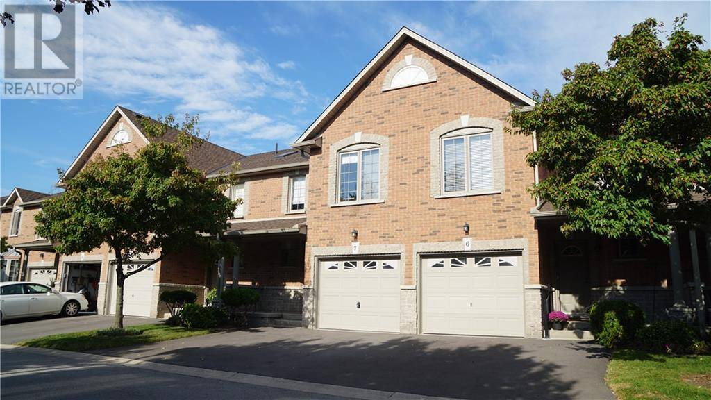 Townhouse for sale at 25 Hamilton St South Unit 7 Waterdown Ontario - MLS: 30769211