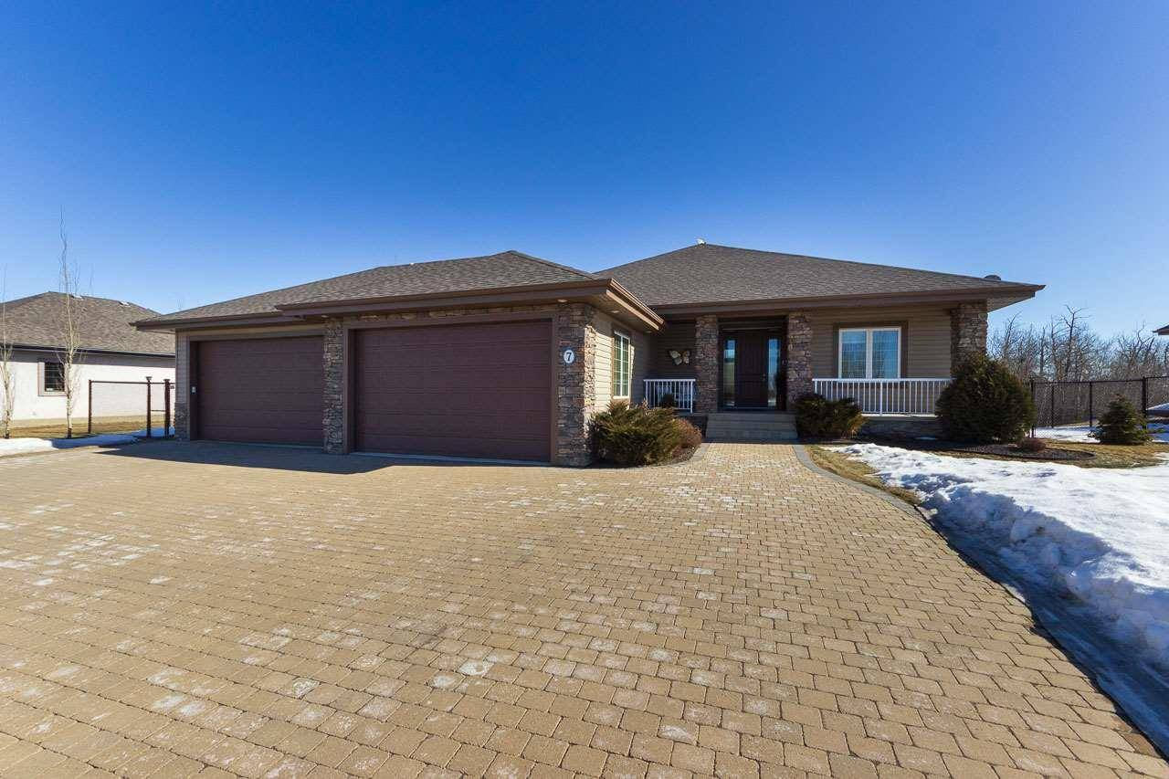 House for sale at 7 26126 Hy Nw Rural Parkland County Alberta - MLS: E4183625