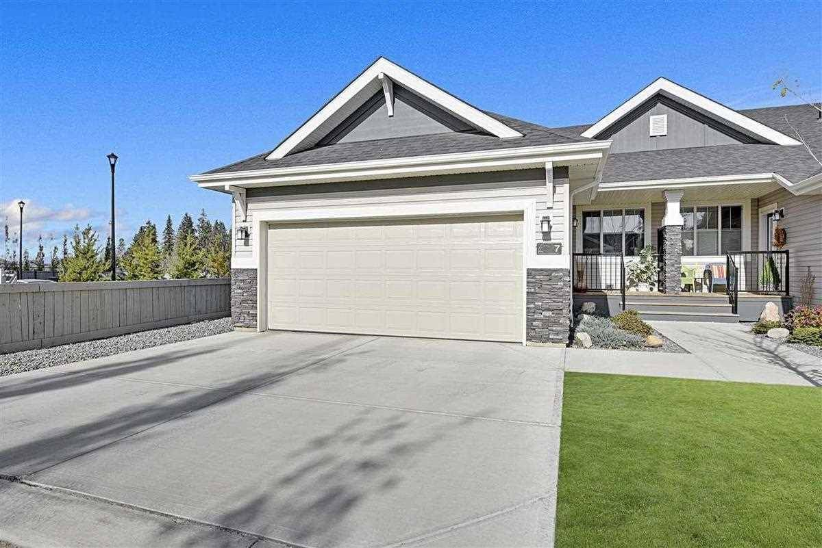 Townhouse for sale at 2632 Bowen Wy Sw Unit 7 Edmonton Alberta - MLS: E4183863