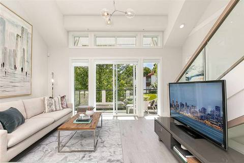 Townhouse for sale at 2717 Horley St Unit 7 Vancouver British Columbia - MLS: R2410978