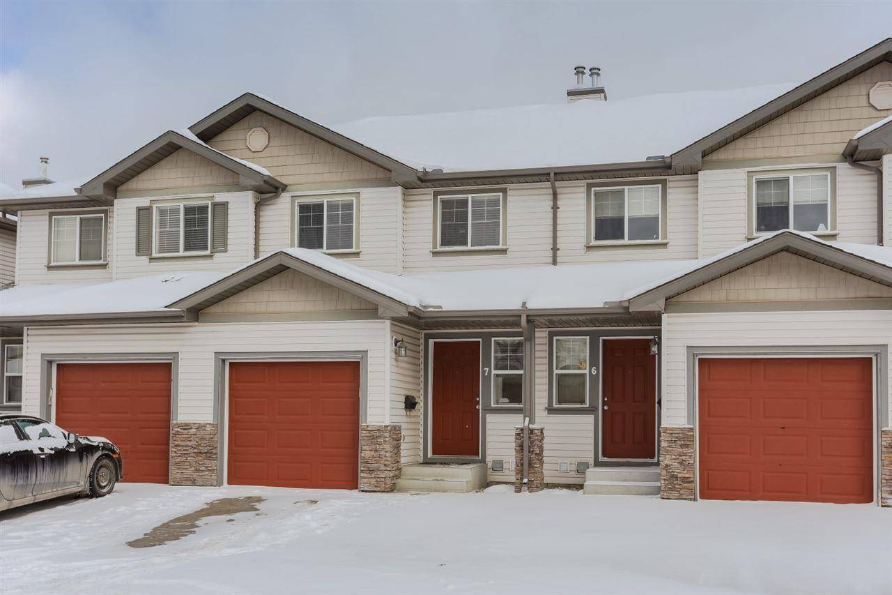 Townhouse for sale at 2816 34 Ave Nw Unit 7 Edmonton Alberta - MLS: E4185238