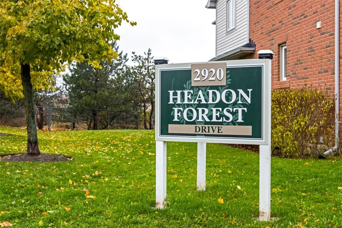 Buliding: 2920 Headon Forest Drive, Burlington, ON
