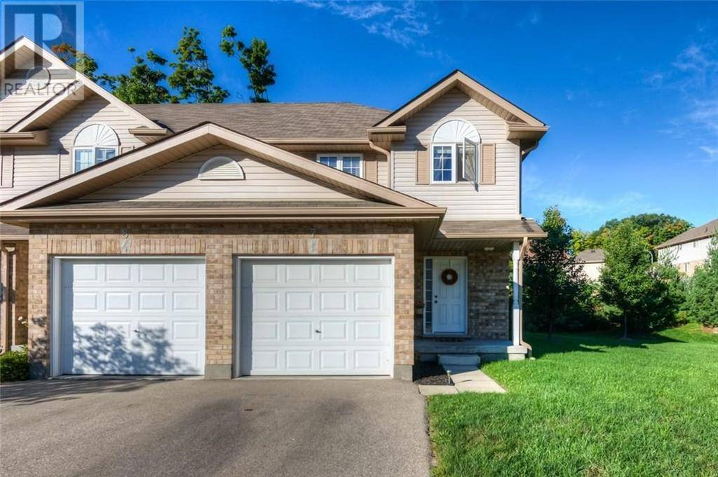 Townhouse for rent at 300 Fallowfield Dr Unit 7 Kitchener Ontario - MLS: 30775100