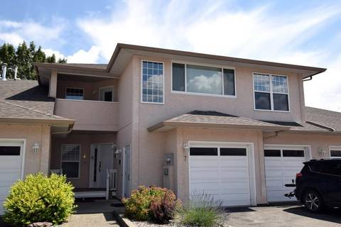 Townhouse for sale at 303 Regent Ave Unit 7 Enderby British Columbia - MLS: 10186881