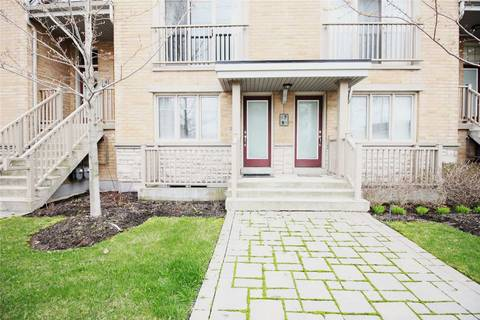Condo for sale at 3100 Thomas St Unit 7 Mississauga Ontario - MLS: W4446755