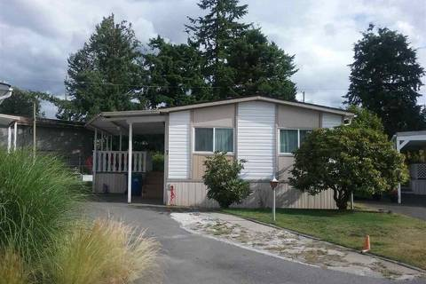 Residential property for sale at 31313 Livingstone Ave Unit 7 Abbotsford British Columbia - MLS: R2384113