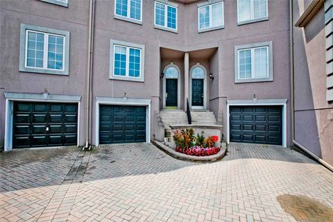 Townhouse for sale at 3180 Bayview Ave Unit #7 Toronto Ontario - MLS: C4509388