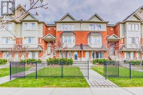 Townhouse for sale at 3200 Bentley Dr Unit 7 Mississauga Ontario - MLS: W4489527