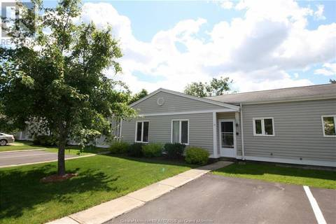 Townhouse for sale at 331 Mclaughlin Dr Unit 7 Moncton New Brunswick - MLS: M122938