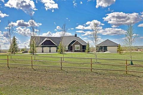 House for sale at 7 344 Ave West Rural Foothills County Alberta - MLS: C4226713