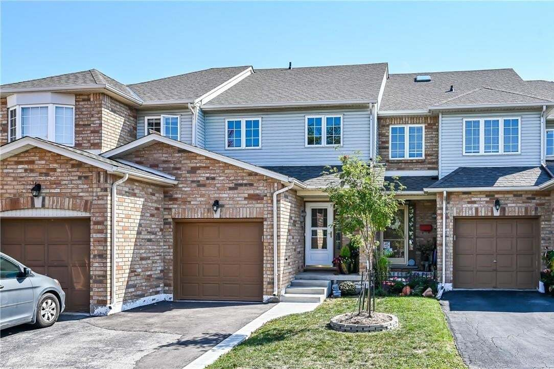 Townhouse for sale at 346 Highland Rd W Unit 7 Stoney Creek Ontario - MLS: H4089187
