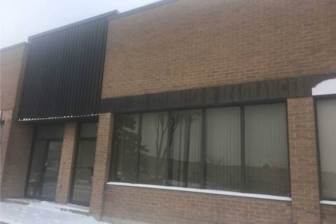 Commercial property for sale at 3501 Mcnicoll Ave Unit 7 Toronto Ontario - MLS: E4637583