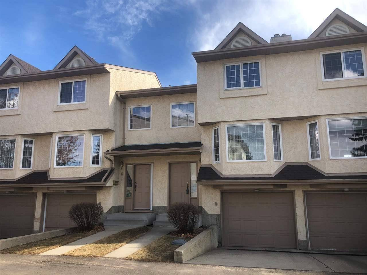 Townhouse for sale at 3645 145 Ave Nw Unit 7 Edmonton Alberta - MLS: E4180918