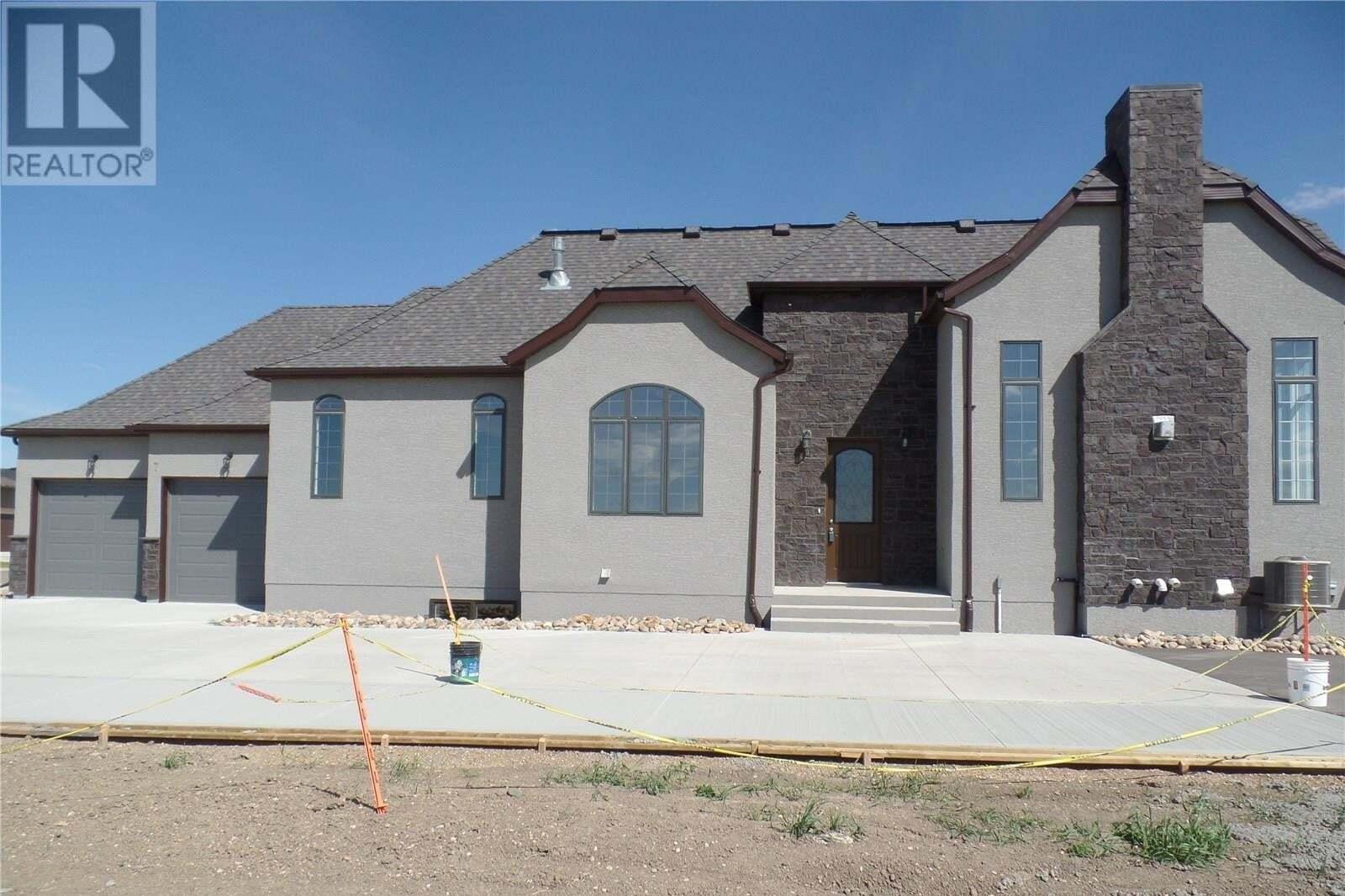 Townhouse for sale at 37 Hodges Cres Unit 7 Moose Jaw Saskatchewan - MLS: SK826014
