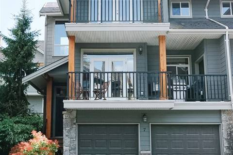 Townhouse for sale at 39758 Government Rd Unit 7 Squamish British Columbia - MLS: R2365716