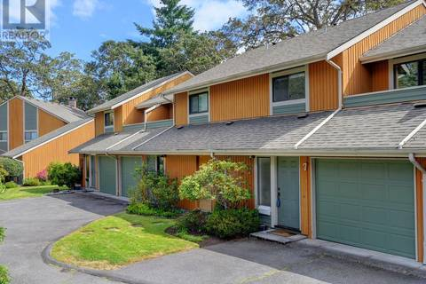 Townhouse for sale at 4041 Saanich Rd Unit 7 Victoria British Columbia - MLS: 412533