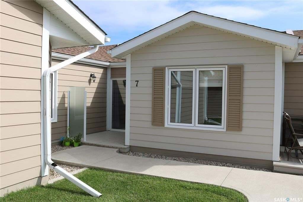 Townhouse for sale at 405 Windover Ave Unit 7 Moosomin Saskatchewan - MLS: SK813075