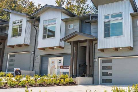 Townhouse for sale at 43680 Chilliwack Mountain Rd Unit 7 Chilliwack British Columbia - MLS: R2370417