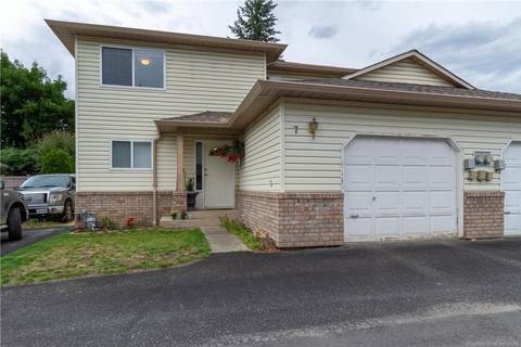 Townhouse for sale at 4409 20 St Unit 7 Vernon British Columbia - MLS: 10186996