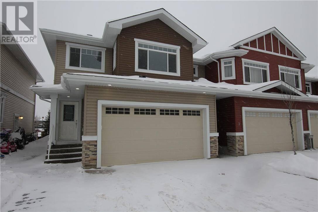 Townhouse for sale at 441 Millennium Dr Unit 7 Fort Mcmurray Alberta - MLS: fm0167768