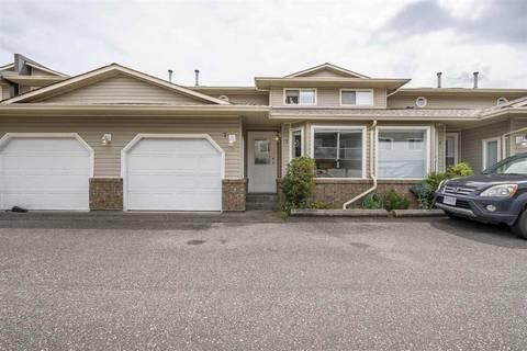 Townhouse for sale at 45234 Watson Rd Unit 7 Sardis British Columbia - MLS: R2386896