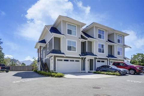 Townhouse for sale at 45395 Spadina Ave Unit 7 Chilliwack British Columbia - MLS: R2442452