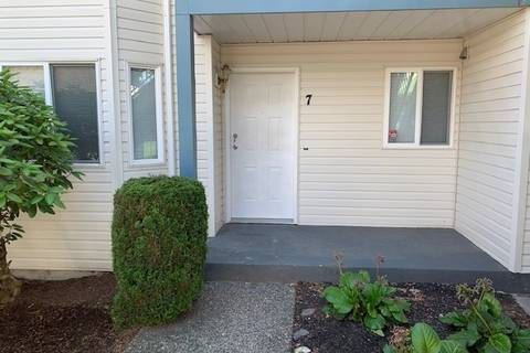 Townhouse for sale at 45435 Knight Rd Unit 7 Sardis British Columbia - MLS: R2373621