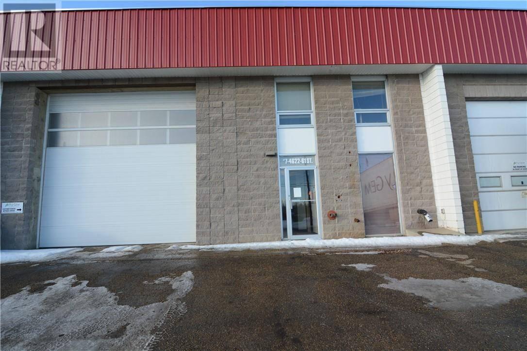 Home for rent at 4622 61 St Unit 7 Red Deer Alberta - MLS: ca0186466