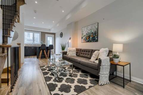 Townhouse for sale at 50 Thomas Mulholland Dr Unit 7 Toronto Ontario - MLS: W4902696