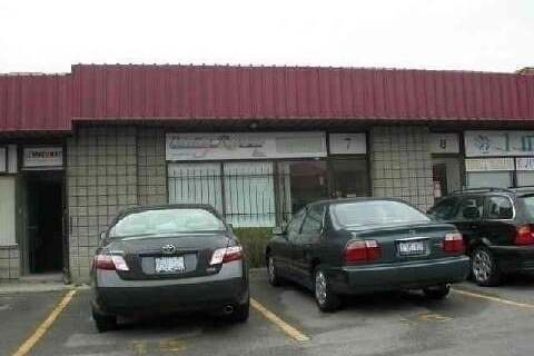 Commercial property for lease at 500 Alden Rd Apartment 7 Markham Ontario - MLS: N4778113