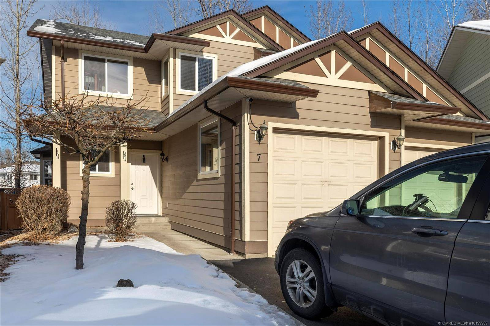 Townhouse for sale at 5101 19 St Unit 7 Vernon British Columbia - MLS: 10199909