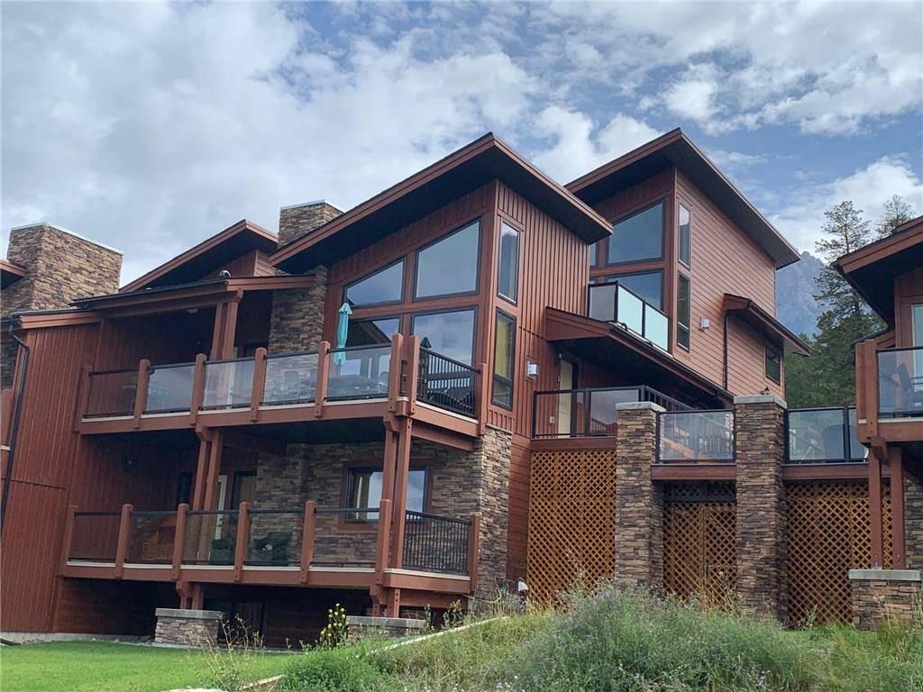 Townhouse for sale at 5150 Fairway Drive  Unit 7 Fairmont/columbia Lake British Columbia - MLS: 2439863