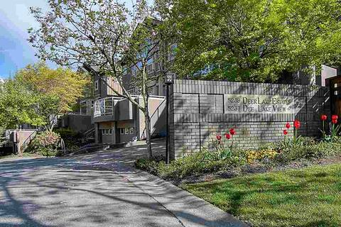 Townhouse for sale at 5239 Oakmount Cres Unit 7 Burnaby British Columbia - MLS: R2393373