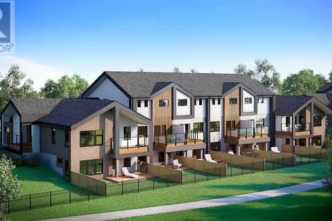 Townhouse for sale at 619 Evergreen Blvd Unit 7 Saskatoon Saskatchewan - MLS: SK772862