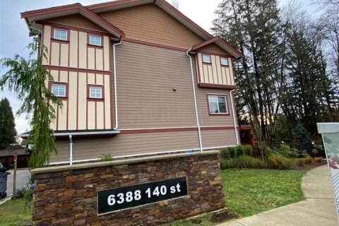 Townhouse for sale at 6388 140th St Unit 7 Surrey British Columbia - MLS: R2525412