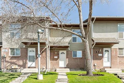 Townhouse for sale at 64 Whitnel Ct Northeast Unit 7 Calgary Alberta - MLS: C4243724