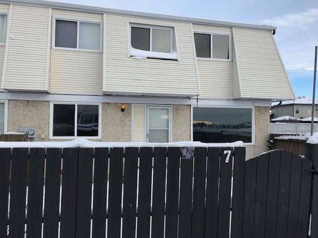 Townhouse for sale at 650 Grandin Dr Unit 7 Morinville Alberta - MLS: E4138952