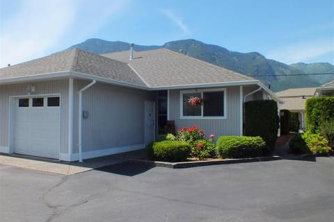Townhouse for sale at 659 Douglas St Unit 7 Hope British Columbia - MLS: R2328044