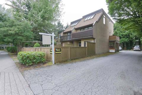 Townhouse for sale at 6831 Cooney Rd Unit 7 Richmond British Columbia - MLS: R2398920