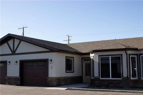 Townhouse for sale at 685 Hewetson Ave Unit 7 Pincher Creek Alberta - MLS: LD0154137