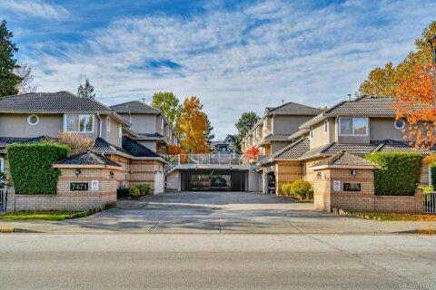 Townhouse for sale at 7471 Moffatt Rd Unit 7 Richmond British Columbia - MLS: R2514368