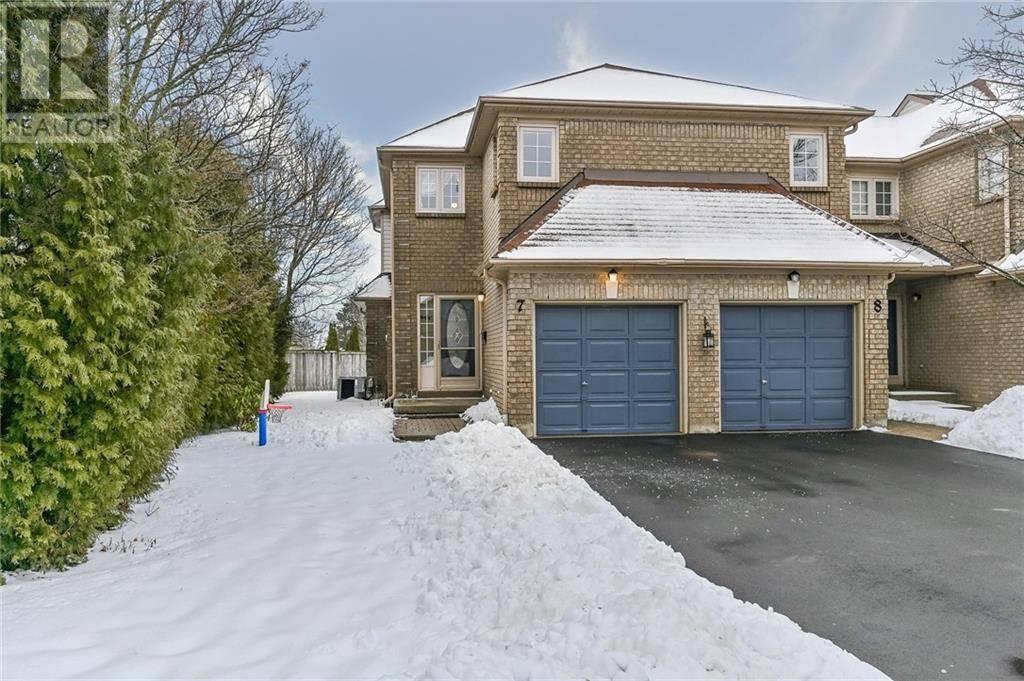 Townhouse for sale at 75 Ryans Wy Unit 7 Flamborough Ontario - MLS: 30790101