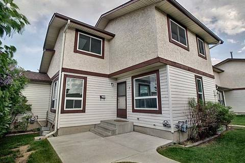 Townhouse for sale at 75 Templemont Wy Northeast Unit 7 Calgary Alberta - MLS: C4253900