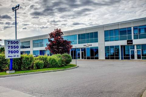 Commercial property for sale at 7500 Highway 27 Hy Unit 7 Vaughan Ontario - MLS: N4485607