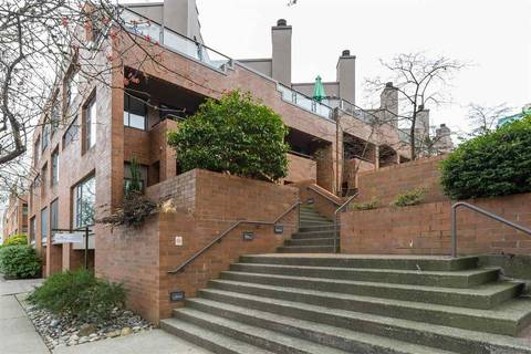 Townhouse for sale at 766 7th Ave W Unit 7 Vancouver British Columbia - MLS: R2353836