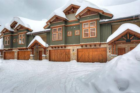 Townhouse for sale at 7700 Porcupine Rd Unit 7 Big White British Columbia - MLS: 10186679