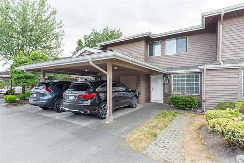 Townhouse for sale at 7740 Abercrombie Dr Unit 7 Richmond British Columbia - MLS: R2393812