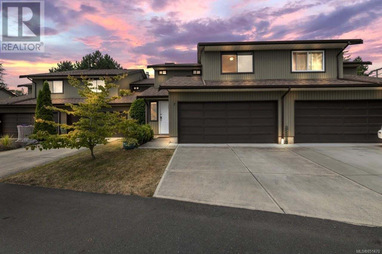 Townhouse for sale at 7751 East Saanich  Unit 7 Central Saanich British Columbia - MLS: 851470